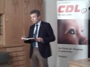 Prof. Holm Schneider